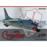 Crusader F-8   -Limited Edition-  1/48
