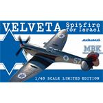 Velveta / Spitfire for Israel Limited Edition 1/48