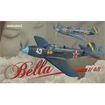 Bella  P-39 Soviet  1/48 - Limited Edition -