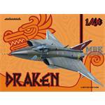 Saab J-35 Draken 1/48