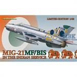 MiG-21MF/BIS in Indian Service