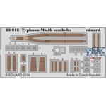 Typhoon Mk. Ib Seatbelts  Airfix