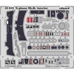 Typhoon Mk. Ib interior Airfix