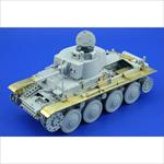 Panzer 38(t) Ausf.G exterior (Dragon)