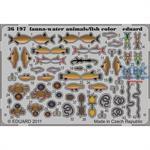 Fauna series - Wassertiere / Fische