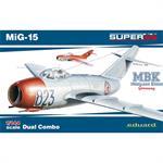MiG-15 Dual Combo - Super44     1:144
