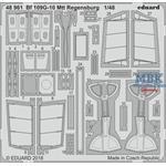 Bf 109G-10 Mtt Regensburg  1/48  1/48