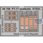 P-17  Seatbelts STEEL  1/48