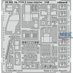 He 111H-3 nose interior 1/48