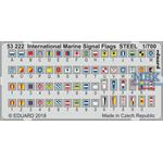 International Marine Signal Flags STEEL 1/700
