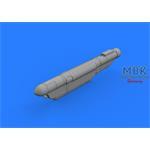 AN/ ALQ-184 (short) ECM pod 1/72