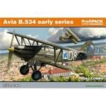 Avia B.534 early Series Dual Combo