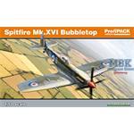 Spitfire Mk.XVI  Bubbletop -Profipack- 1/72
