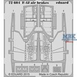F-4J air brakes
