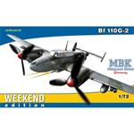 Bf 110G-2 -  Weekend Edition