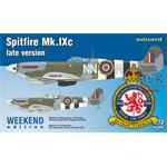 Spitfire Mk. XIc late Version  - Weekend Edition -