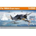 Fw 190A-5 light fighter 1/48  -Profi Pack-