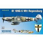 Bf 109G-6 MTT Regensburg -Weekend Edition- 1/48