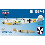 Bf 109F4  -Weekend Edition-