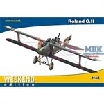 Roland C. II ~ Weekend Edition