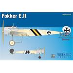 Fokker E. II 1/48 Weekend Edition