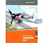 Eduard Plastik Kits Katalog 2016