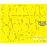 EE Lightning Masking Tape 1:48