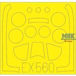 P-51D  Masking Tape  1/48