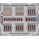 Seatbelts IJAAF WWII STEEL 1/72