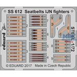 Seatbealts IJN Fighter STEEL  1/72