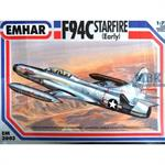 Lockheed F-94C Starfire early version