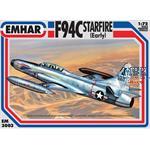 Lockheed F-94C Starfire early version