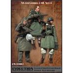 Waffen SS Grenadier Set, 3 Figures