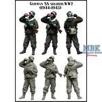 Waffen SS Soldier II , 1944-45