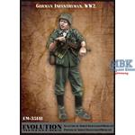 German Infantryman NCO WW2