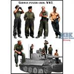 German Panzer Crew WWII
