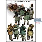 Waffen SS Grenadiere LAH