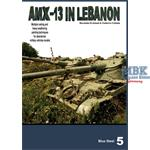 Blue Steel 5 AMX-13 in Lebanon
