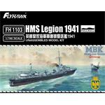 HMS Legion 1941