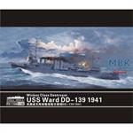 Wickes Class Destroyer USS Ward DD-139