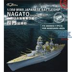 Nagato Gold Medal Edition Set (Hasegawai)