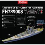Yamato Delux Set for Fujimi 42135
