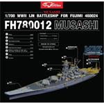 Musashi  Delux Set for Fujimi 460024