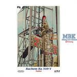 Bachem Ba 349V Natter (M-17, M-22, M-23)