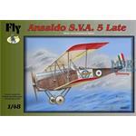 Ansaldo SVA 5 late