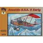 Ansaldo S.V.A. 5 Early