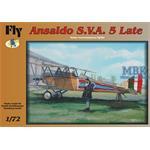 Ansaldo S.V.A. 5 Late