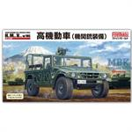 JGSDF HMV w/Machine Gun