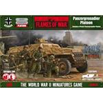 Flames Of War: Panzergrenadier Platoon