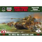 Flames Of War: Panzer IV H Platoon